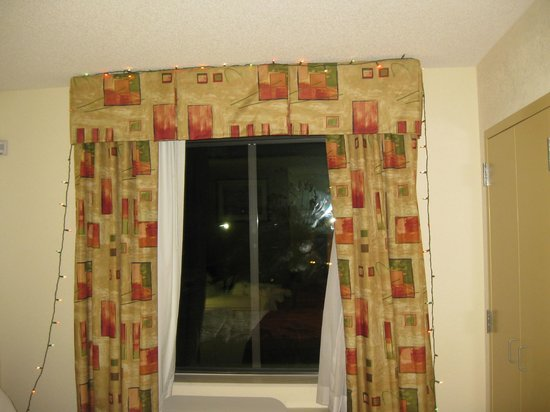 Comfort Suites Salem: window