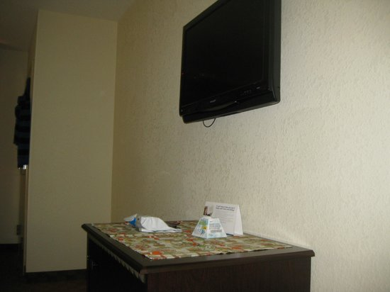 Comfort Suites Salem: tv