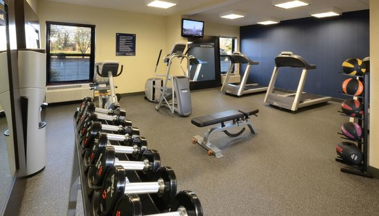 Hampton Inn High Point: Fitness Center