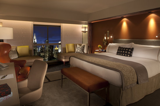 ONE UN New York : Luxury West Tower - Deluxe King