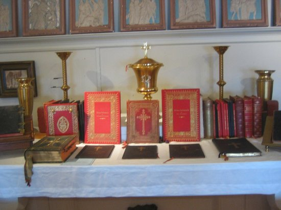 Jubilee Museum and Catholic Cultural Center: A collection of rare altar missals