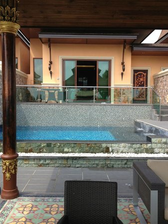 Ammatara Pura Pool Villa:                   Room...awesome