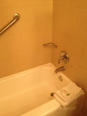 Aksarben Suites Omaha: Shower