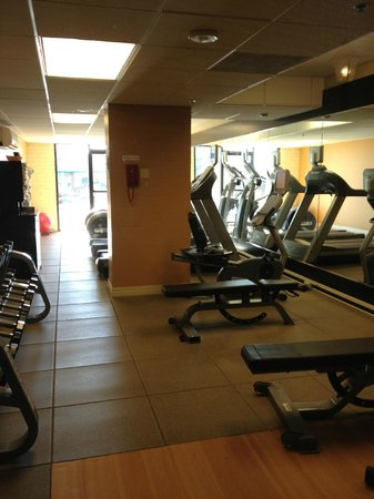 Aksarben Suites Omaha: Exercise Room