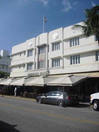 Cardozo Hotel:                   Hotel Cardozo