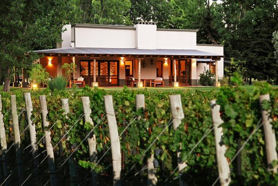 Algodon Wine Estates & Champions Club: Wine & Golf Lodge