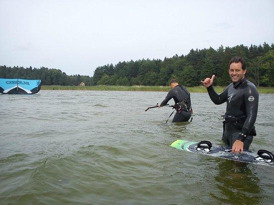 Kitesurfing Center Stockholm: IKO lessons