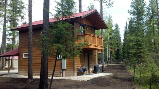Historic Tamarack Lodge: Nestled in the Flathead National Forest