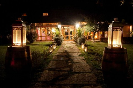 Algodon Wine Estates & Champions Club: Restaurant serving traditional Argentine cuisine