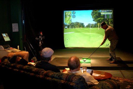The Golfers Den