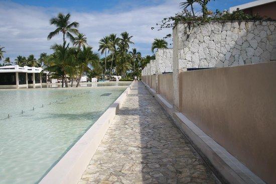 Catalonia Royal Bavaro:                   pool suites