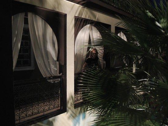 Riad Dar Nejma :                   2eme etage