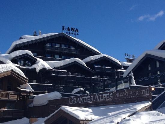 Hotel Le Lana :                   la lana