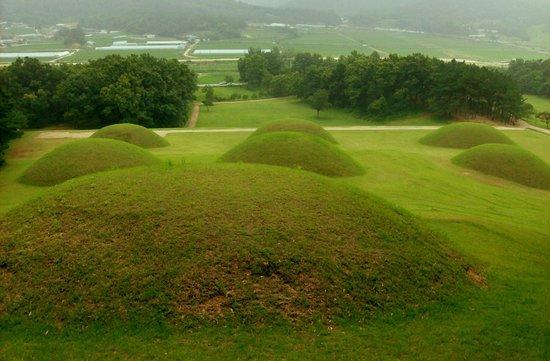 Baekje Royal Tombs (Neungsan-ri Ancient Tombs):                   Neungsan-ri Ancient Tombs