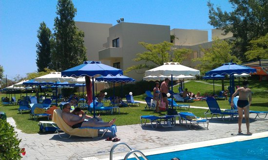Dessole Lippia Golf Resort:                   l hotel
