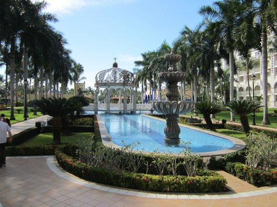 ClubHotel RIU Jalisco: Fontaine