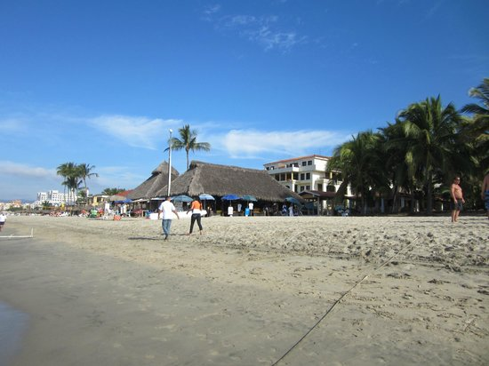 ClubHotel RIU Jalisco: Plage