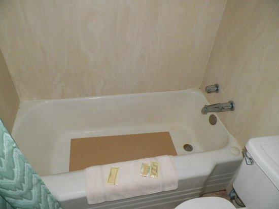 Neal's Magnolia Inn :                   clean bathrooms