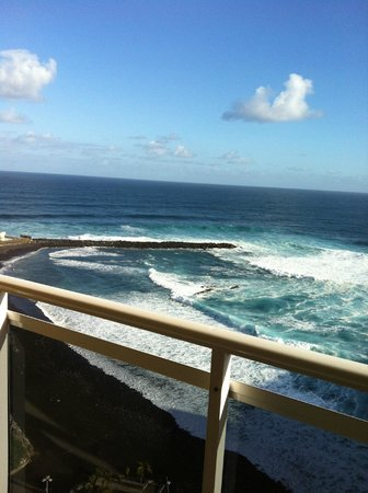 Sunlight Bahia Principe San Felipe:                   Der erste Blick am Morgen ...