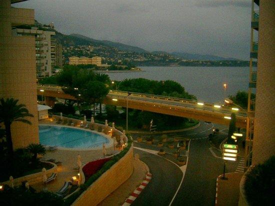 Fairmont Monte Carlo: la veduta dalla camera