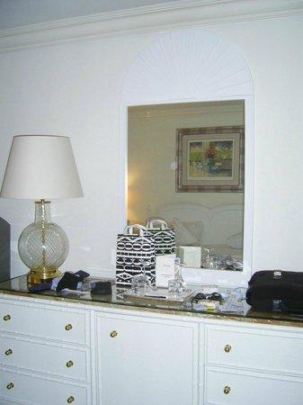 Fairmont Monte Carlo: arredo della camera