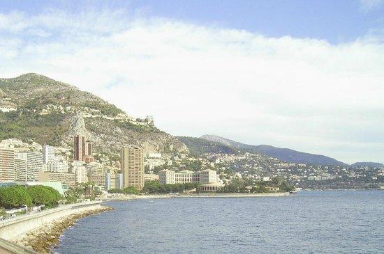 Fairmont Monte Carlo: uno sguardo sul mare