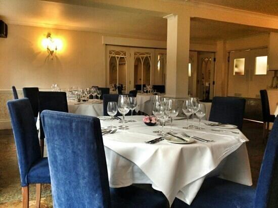 Sheene Mill:                                     the restaurant