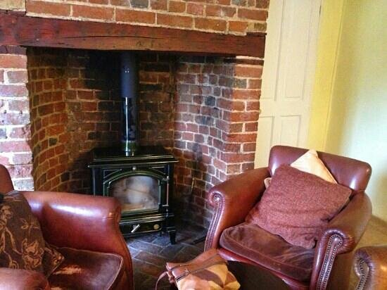 Sheene Mill:                                     The lounge