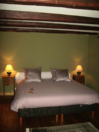 L'accroche Coeur - bed and breakfast: tulipe