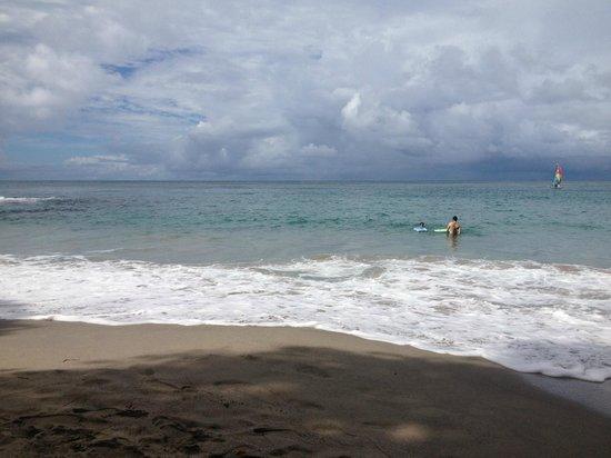Cap Maison :                                     Da Beach