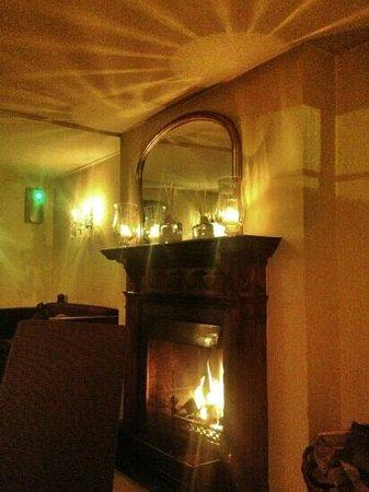 Sheene Mill:                                     Cozy evenings