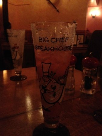 Big Chef Steakhouse:                   Cocktail