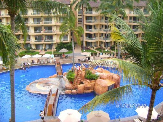 Villa del Palmar Beach Resort & Spa:                   Pool