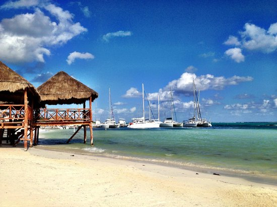 El Dorado Maroma, by Karisma:                   Beach Front