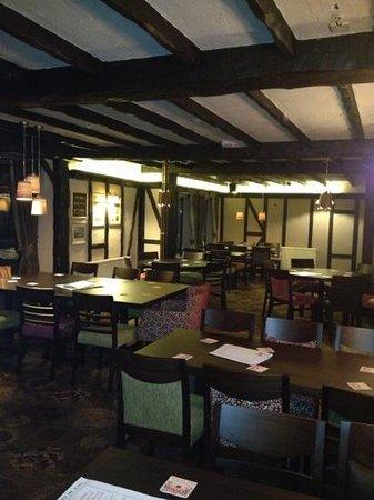 The Mount Pleasant Inn:                   new look