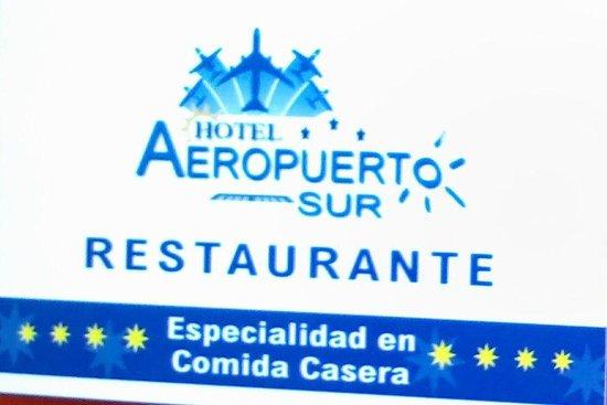Hotel Aeropuerto Sur:                   5