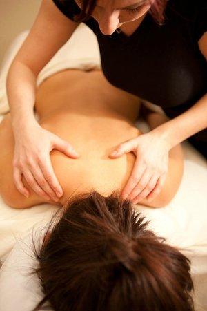 Riviera Wellness Spa: Massage Therapy