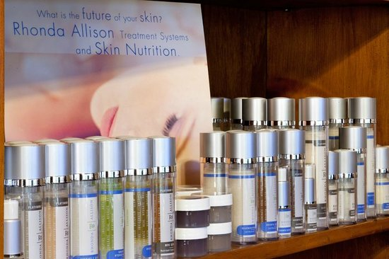 Riviera Wellness Spa: Rhonda Allison Skin Care