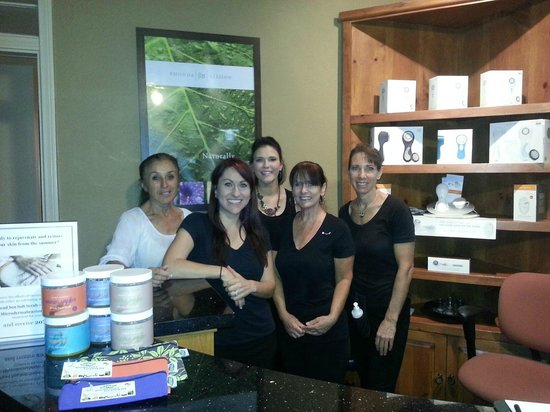 Riviera Wellness Spa: Team at RWS