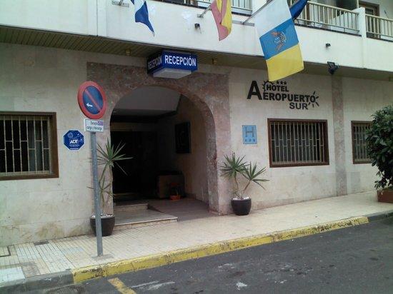 Hotel Aeropuerto Sur:                   6