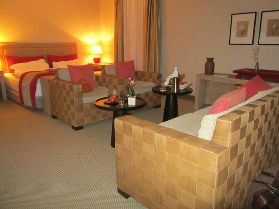 Steigenberger Strandhotel und Spa: Zimmer 198