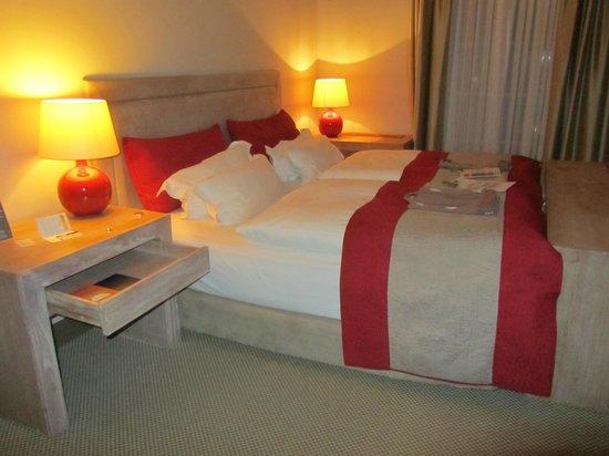 Steigenberger Strandhotel und Spa: Zimmer 198.