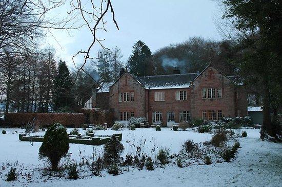 Trigony House Hotel: Trigony in the snow