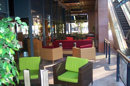 Our Patio Seating Is Perfect For Casual Drinks With Friends