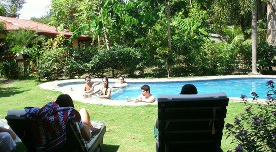 Hotel Green - Pool Area
