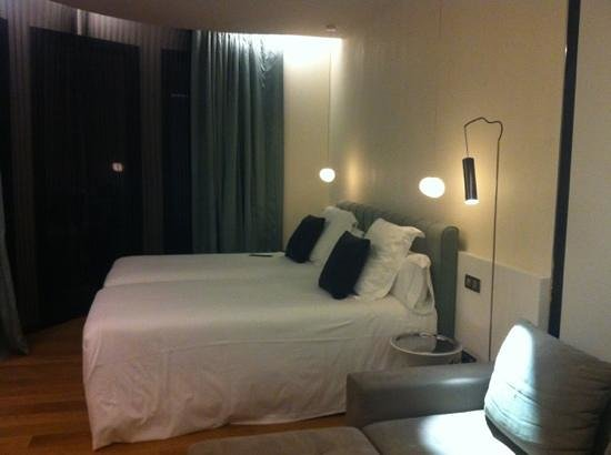 Ohla Hotel:                                     room