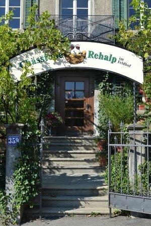 Chasstube Rehalp