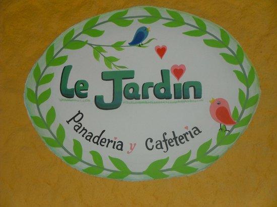 El Jardin: Logo
