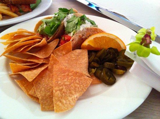 The Modern Honolulu:                                     Room service