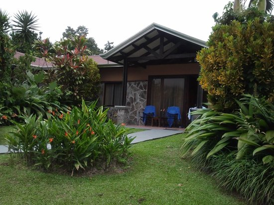 Arenal Springs Resort and Spa: entorno